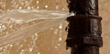 make a home insurance claim for burst pipes