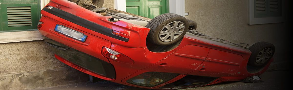 we repair structural damage caused by the impact of a car or lorry for example impact damage repairs Manchester